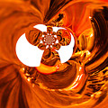 Whirls Abstract by Jeff Swan