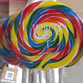 Whirly Pops by Robert Banach