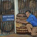 Whiskey Sleeping by Jan Dappen