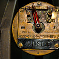 Whistle Switch by Christopher Holmes