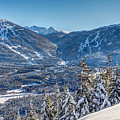 Whistler Blackcomb Winter Wonderland by Pierre Leclerc Photography