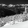 Whistler Mountain Winter Scenery by Pierre Leclerc Photography