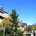 Whistler Village by Will Borden