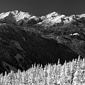 Whistler Winter Scenery by Pierre Leclerc Photography