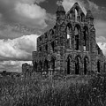 Whitby Abbey, North York Moors by Chris Coffee