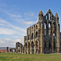 Whitby Abbey by Rod Johnson