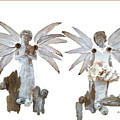 White Angels by Thais Helena Ouzounian