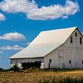 White Barn by Doug Daniels