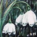 White Bells by Vesna Martinjak