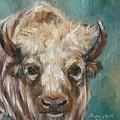 White Bison by Susan Goh