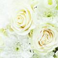 White Bouquet by Anastasy Yarmolovich