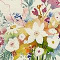 White Bouquet by Sheila Golden
