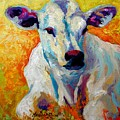 White Calf by Marion Rose