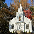 Little Country Church by Vice Photo