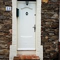 White Door 23 by Lainie Wrightson