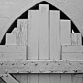 White Door by Patricia Strand