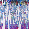 White Forest by Rollin Kocsis