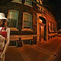 White Hat Street by Blake Richards