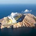 White Island by Nicholas Blackwell