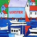 White Lobster Shack by Nicholas Martori