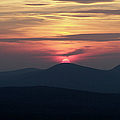 White Mountains Nh - Sunset by Erin Paul Donovan