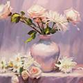 White On White by Steve Henderson