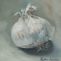 White Onion No. 1 by Kristine Kainer