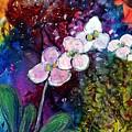 White Orchid by Luiza Vizoli