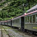 White Pass And Yukon Railway by Ed Clark