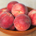 White Peaches by Ann Jacobson
