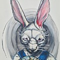White Rabbit  by Tyler Haddox