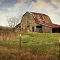 White River Trace Barn 2 by Marty Koch