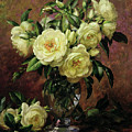 White Roses - A Gift From The Heart by Albert Williams