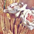 White Roses by BONB Creative