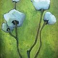 White Roses by Vesna Antic