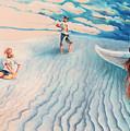 White Sands Family by Linda Shackelford