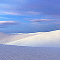 White Sands National Monument, Sunset by Panoramic Images