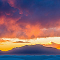 White Sands Panorama by Stephen Whalen