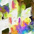 White Space II by Rita Koivunen