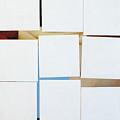 White Squares by Maja Milovanovic