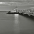 White Street Pier - Key West by Kim Hojnacki
