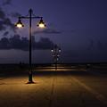 White Street Pier by Kim Hojnacki