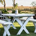 White Table by Alex Kotlik