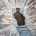White Throne Of Heaven by Diane Paulhamus