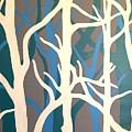 White Trees by Altin Rizi