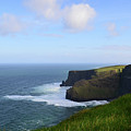 White Water At The Base Of The Cliff's Of Moher by DejaVu Designs