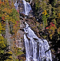 White Water Falls by John Gilbert