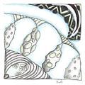White Zen 23 by Kitty Perkins