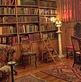 Whitehern Library by Larry Simanzik