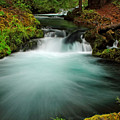Whitehorse Falls 3 by Ingrid Smith-Johnsen